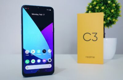 Review HP Realme C3