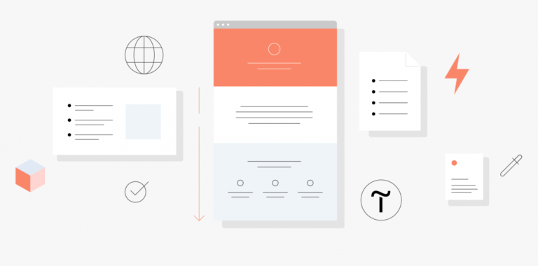 tips landing pages