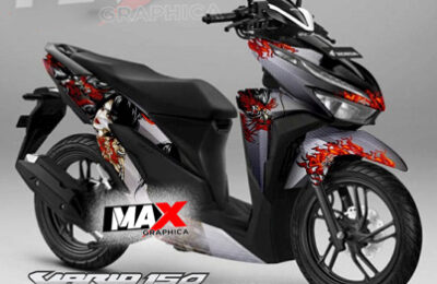 Katalog decal vario 125 new
